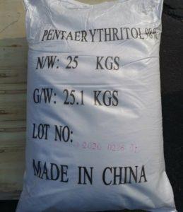Pentaerythritol 98% - PT ANSARA BP